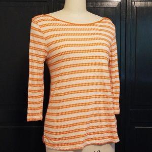 Modcloth Orange Top
